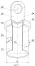 Секционный керноприемник и устройство для разрезания и удерживания керна при разборке секционного керноприемника