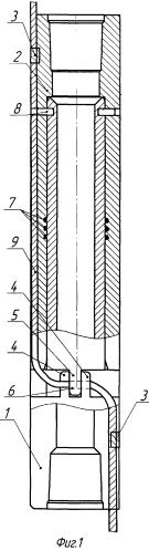 Устройство для разъединения оборудования при проведении внутрискважинных работ с одновременным разъединением электрических либо гидравлических линий