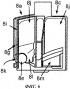Смывное устройство для бытового прибора для обработки белья и бытовой прибор с таким устройством