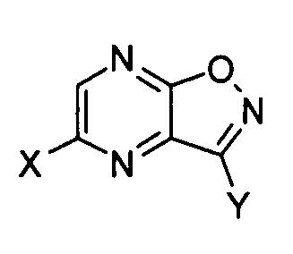 Производное пиразино[2,3-d]изоксазола