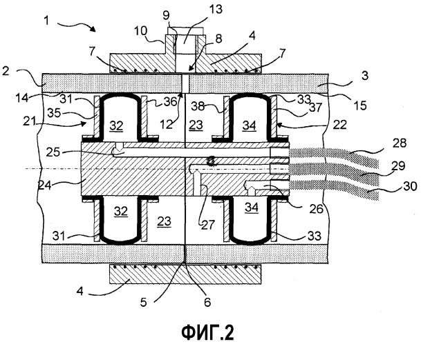Способ и устройство для опрессовки трубного соединения