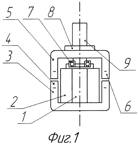 Индукторный генератор