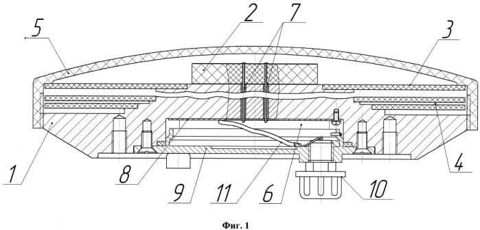 Геодезическая антенна