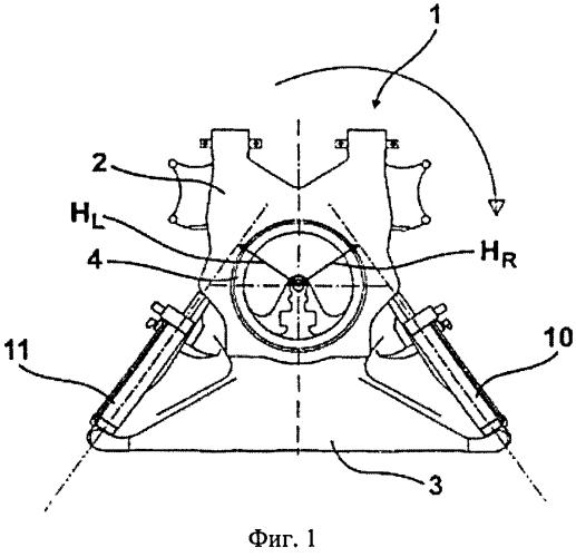 Сочлененное транспортное средство с сочленением между частями транспортного средства