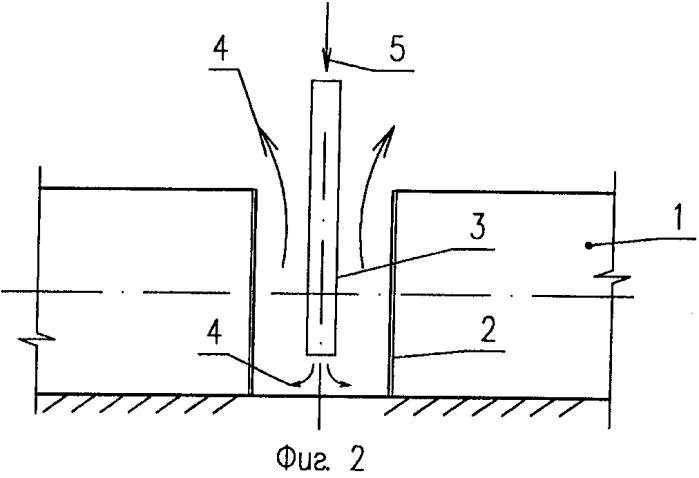 Блок бетонирования массивных сооружений