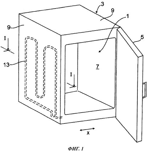 Холодильный аппарат, в частности бытовой холодильный аппарат