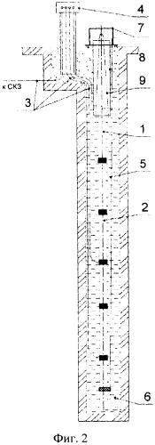 Способ катодной защиты обсадных колонн скважин и нефтепромысловых трубопроводов от коррозии и устройство для его осуществления