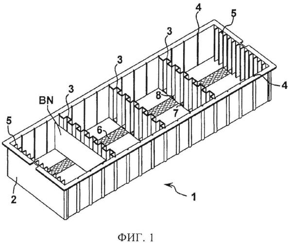 Ящик и система для обработки банкнот