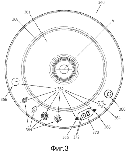 Устройство для приготовления чая со светящимся индикатором хода выполнения процесса заваривания