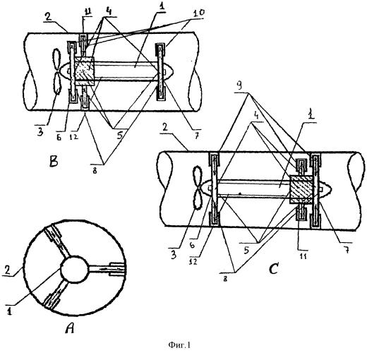 Автономный адаптивно шагающий робот для диагностики газопроводов
