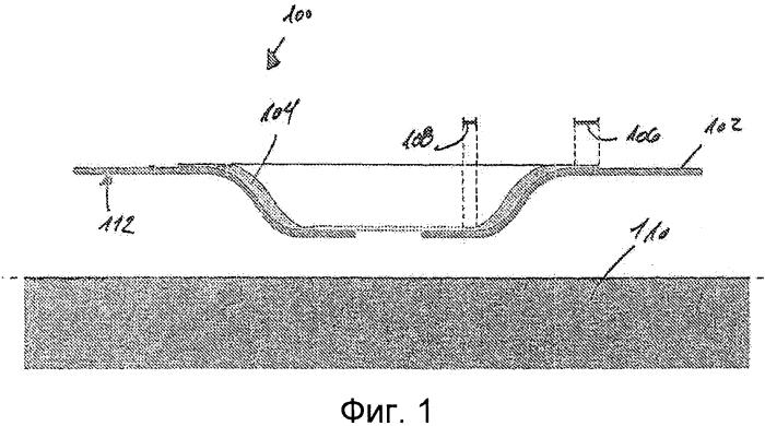 Конвексное опорное устройство для устройства стомы