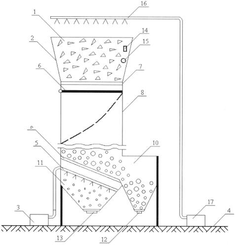 Устройство для исследования сыпучих свойств геоматериалов