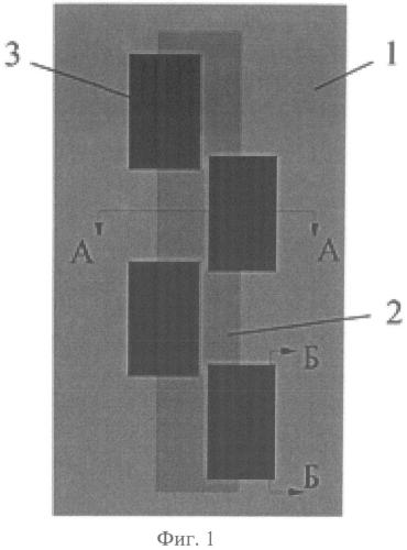 Способ сборки мозаичного фотоприемного модуля большого формата из фотоприемных модулей меньшей площади