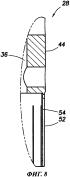Прокладка линий через уплотнительные элементы пакерного узла и предотвращение экструзии указанных уплотнительных элементов