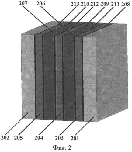 Отклоняющая система для управления плоской электромагнитной волной