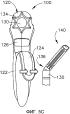 Элементы управления для шарнирного хирургического устройства