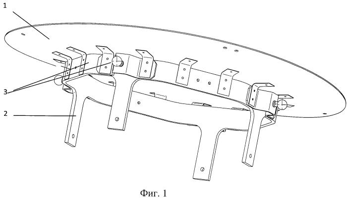 Прецизионный рефлектор и способ его изготовления