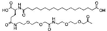 Стабилизированные по отношению к протеазам ацилированные аналоги инсулина