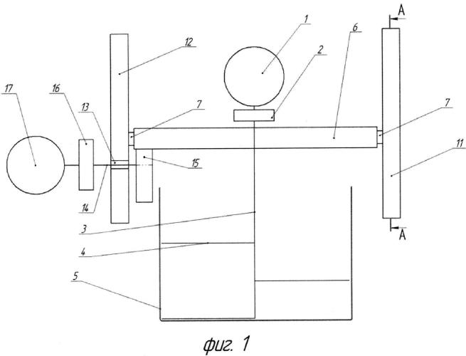 Тестомесильное устройство