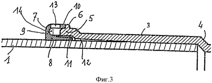 Способ и устройство для соединения двух трубчатых элементов для транспортировки жидкости
