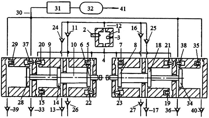 Способ предотвращения газораспределительными клапанами ударов поршневых групп о торцы цилиндров компрессора и энергомодуля в компрессоре с приводом поршней компрессора свободнопоршневым энергомодулем