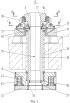 Опорно-поворотное устройство преимущественно телескопа