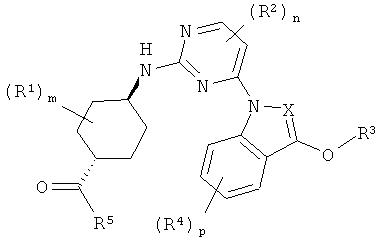 Производные 2-амино-пиримидина в качестве ингибиторов jnk