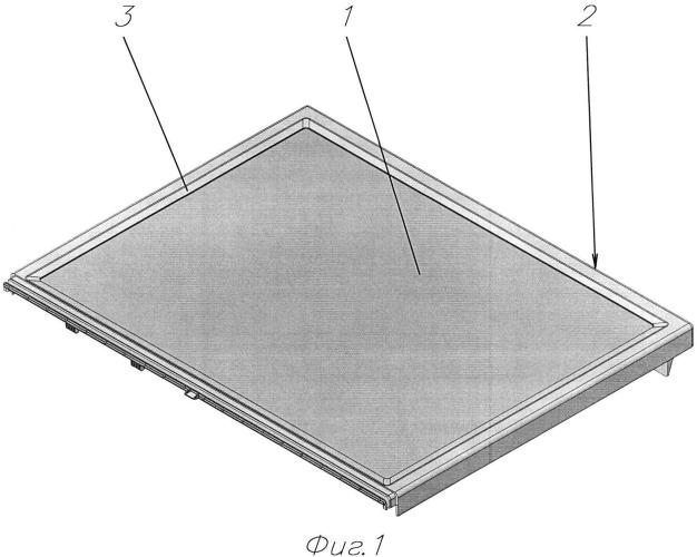 Способ изготовления верхней крышки для стиральной машины