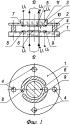 Устройство электрически управляемого оптического прибора и способ его изготовления