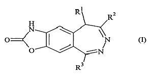 Новые дигидро-оксазолобензодиазепиновые соединения, способ их получения и содержащие их фармацевтические композиции