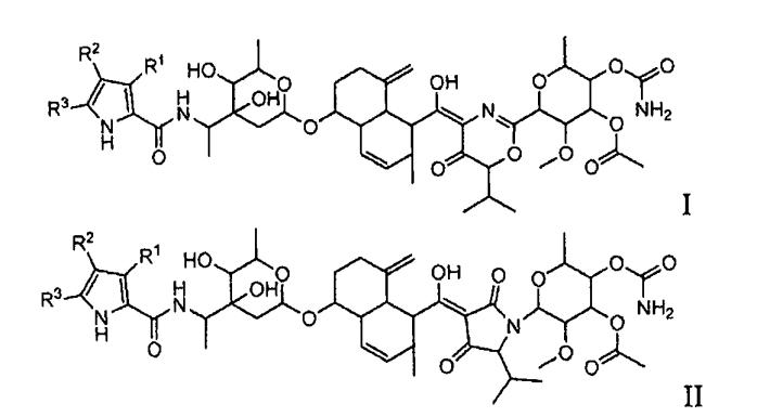 Экстракты kibdelos porangium в качестве антибактериальных средств
