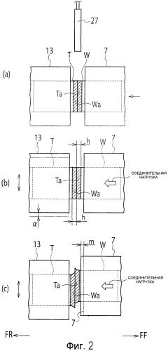 Способ фрикционного соединения и соединенная структура