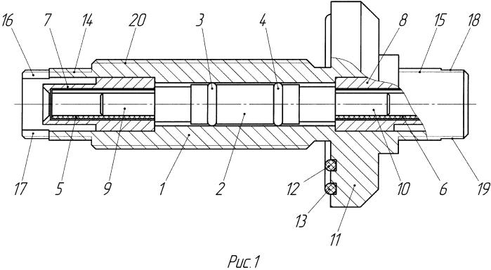 Герметичный волоконно-оптический соединитель