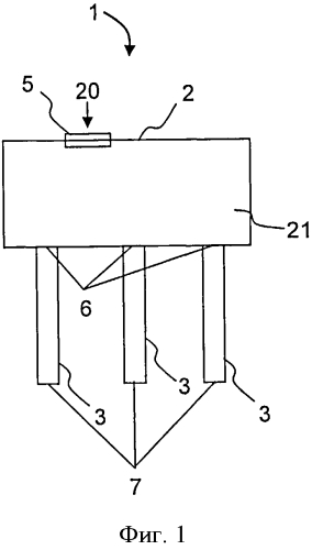 Устройство и способ обработки газообразной среды и применение указанного устройства для обработки газообразной среды, жидкости, твердого тела, поверхности или любого их сочетания
