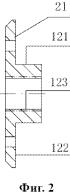 Конусное композитное полотно дисковой пилы