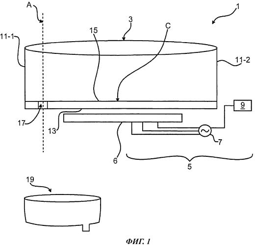 Способ и устройство для уменьшения вихреобразования в процессе производства металла