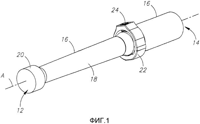 Режущий инструмент с установленным на хвостовике регулировочным кольцом