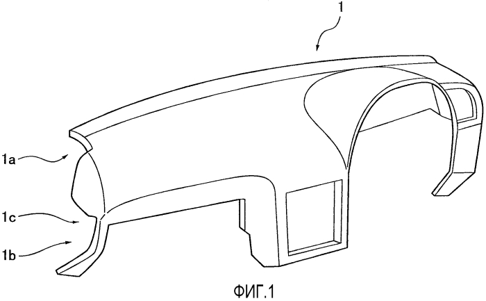 Способ и устройство для формования мягкого и тонкого отформованного из смолы изделия