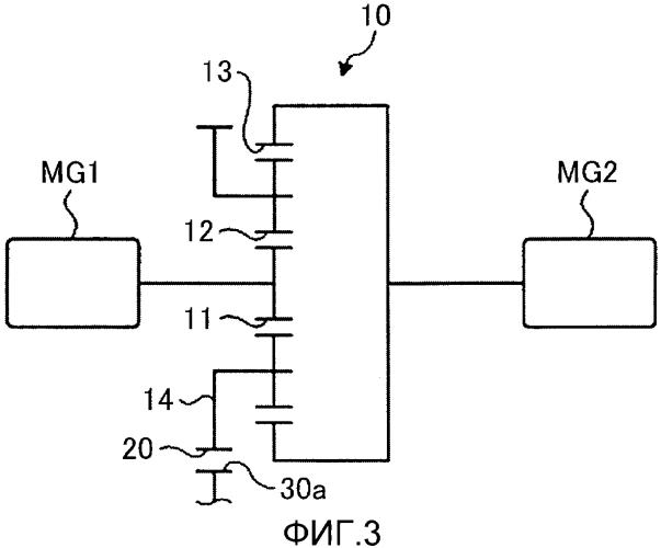 Система привода для транспортного средства