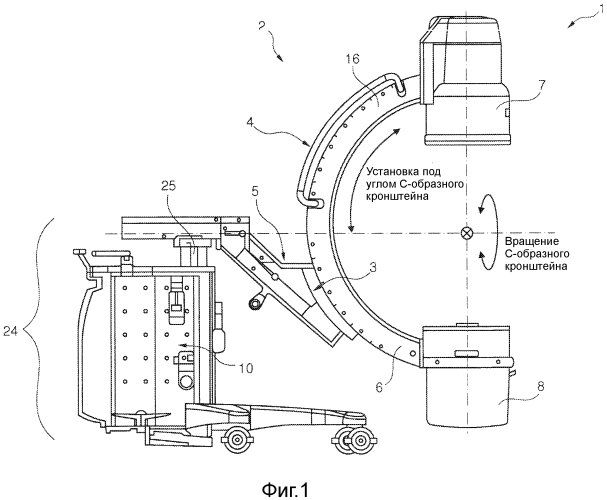 Узел ручного перемещения с поддержкой от двигательного привода, рентгеновская система, содержащая такой узел, способ и применение