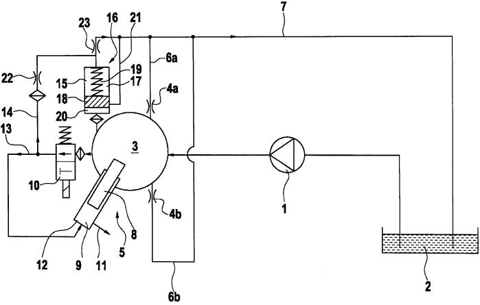 Система вспрыскивания топлива в двигатель внутреннего сгорания