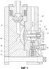 Мембранный насос, снабженный клапаном пополнения утечек с инерционным управлением