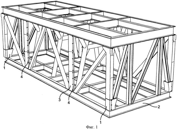 Огнеупорная стальная конструкция, панель для пожарной защиты стальных конструкций и способ изготовления панели