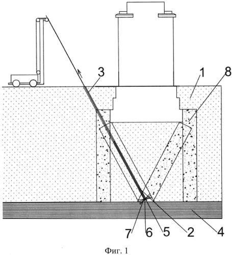 Способ укрепления грунта