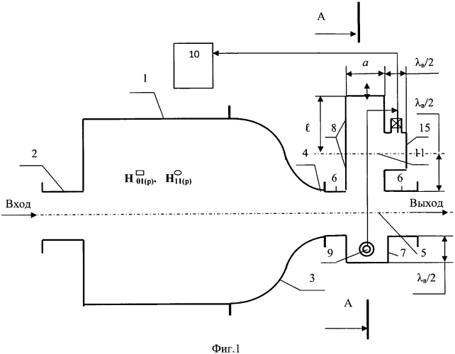 Устройство формирования нано и субнаносекундных свч импульсов