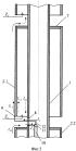 Компактная вертикальная антенная решётка из вертикальных вибраторов, пространственно совмещённых с опорой