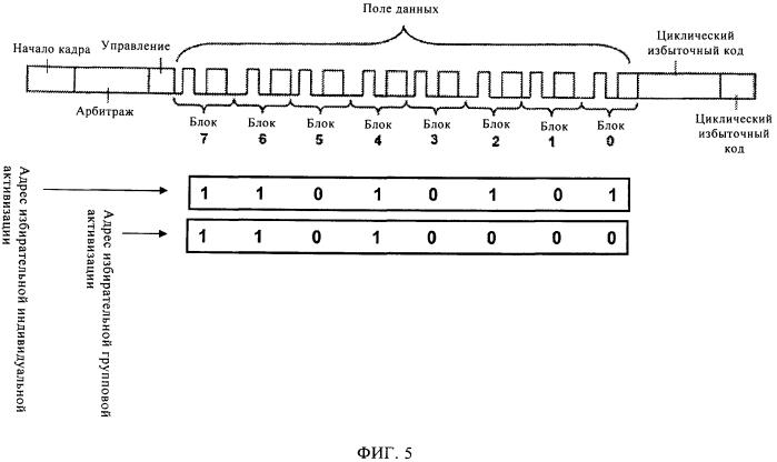 Способ и устройство для активизации абонентов шинной системы и соответствующий абонент