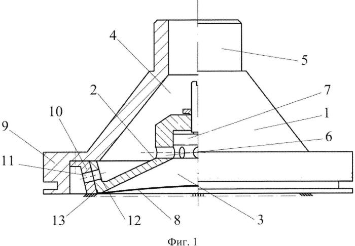 Захватное устройство для листовых деталей