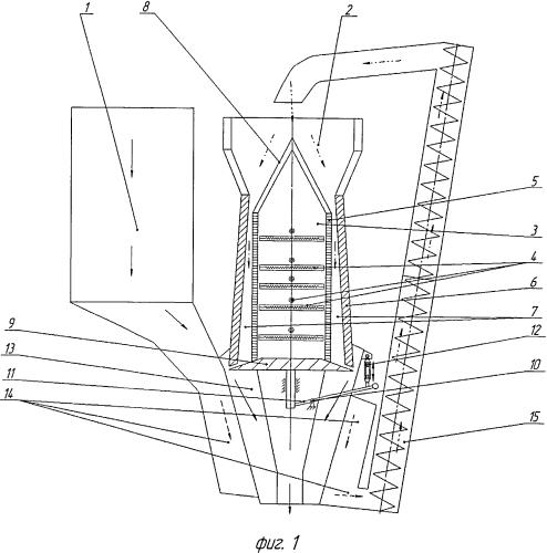 Способ микронизации зерна и устройство для его осуществления