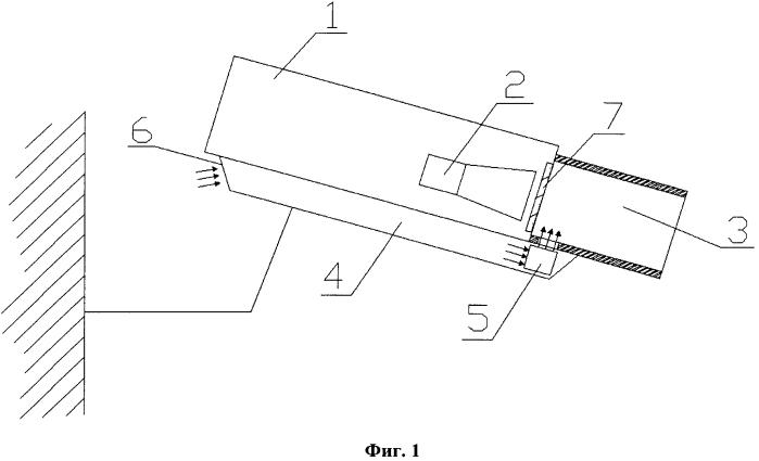 Способ защиты от загрязнения оптического окна кожуха видеокамеры и защитный кожух (варианты) для реализации указанного способа